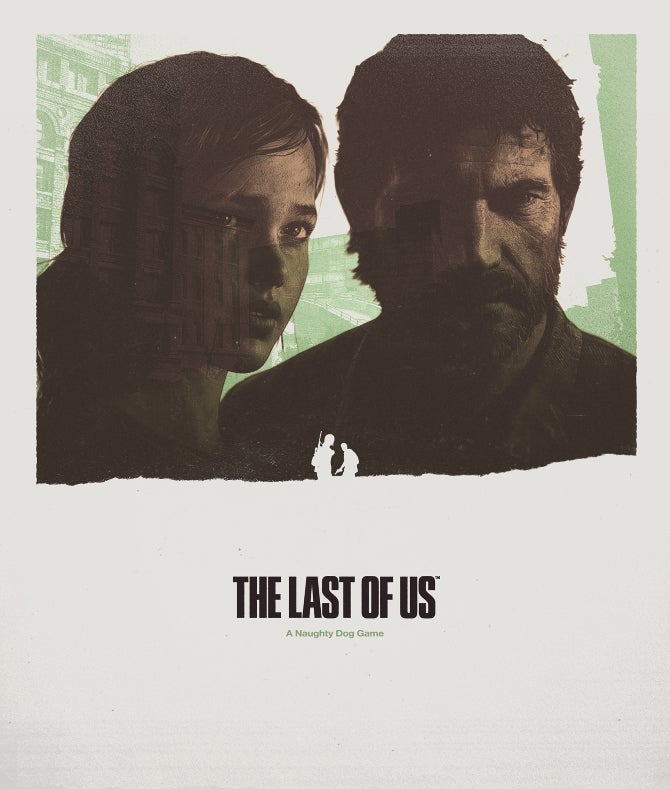 The Last Of Us' New Box Art Is Just Beautiful