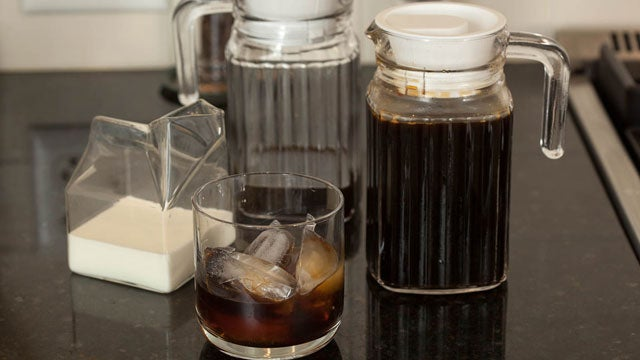 Make Great Iced Coffee with an AeroPress
