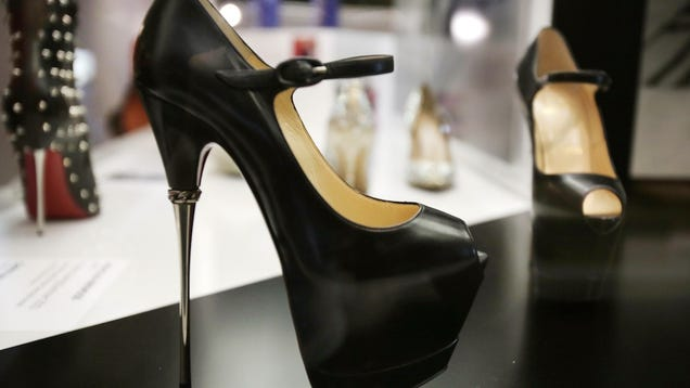 Here's That Exhibit Devoted to Sky-High Heels That You Didn't Ask For