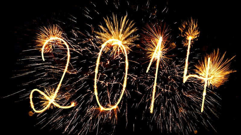"""56 Things Writers Have Predicted 2014 Will Be """"the Year of"""""""
