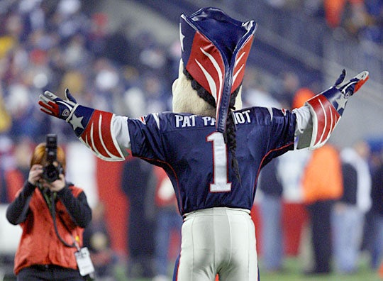 "Bob Kraft: ""We're Red, White, And Blue And Our Name Is Patriots. How Can You Hate Something Like That?"""