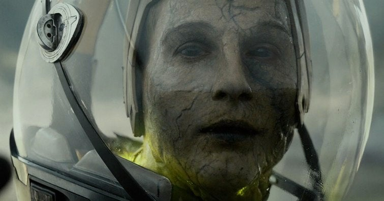 What did Damon Lindelof add to Prometheus? The Biggest Differences from the Original Draft