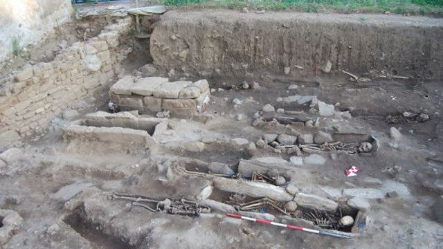 Medieval Witches Graveyard Discovered In Italy