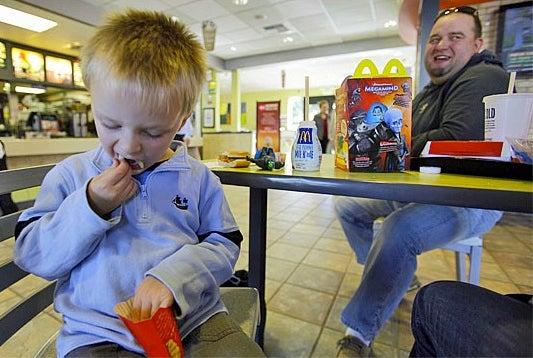California Mom Sues McDonald's Over Happy Meals
