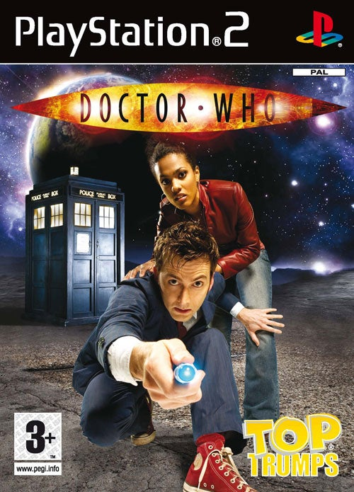 The First Doctor Who Console Game Looks Like This