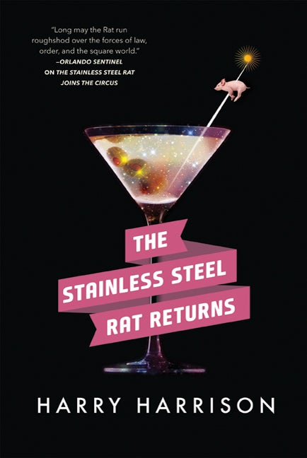 The Stainless Steel Rat still shines bright