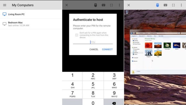 New Google App Lets You Control Your Computer From Your iPhone or iPad