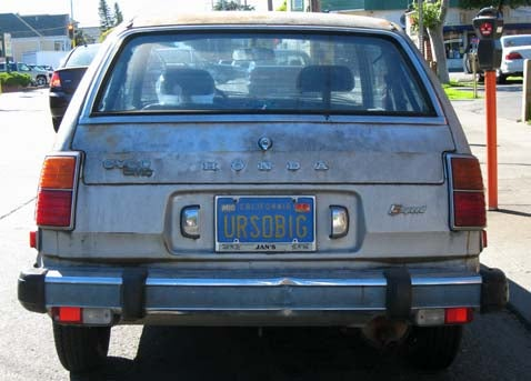 1978 Honda Civic Hatchback