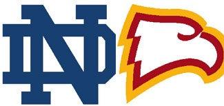 NCAA Pants Party: Notre Dame Vs. Winthrop