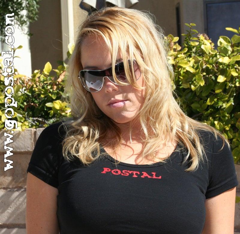 Postal Babes Go Mobile