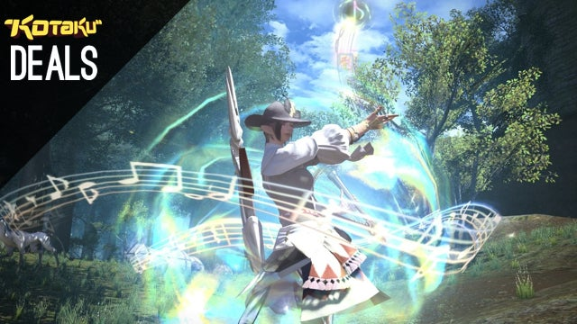 Half Price Final Fantasy XIV, Xbox One With a Free Game [Deals]