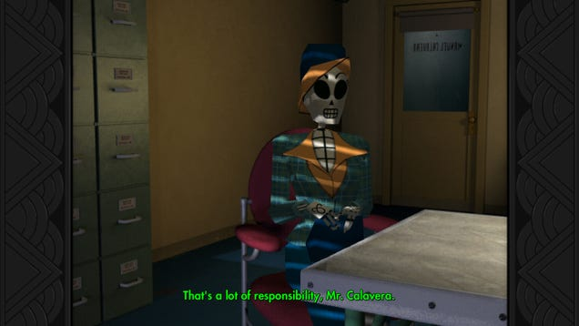 Why So Many People Love Grim Fandango