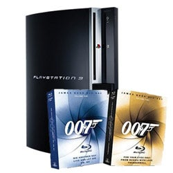 Contest: Win 007 Titles on Blu-ray and a PS3 to Play Them On