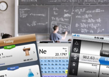 Top 10 Back to School iPhone Apps