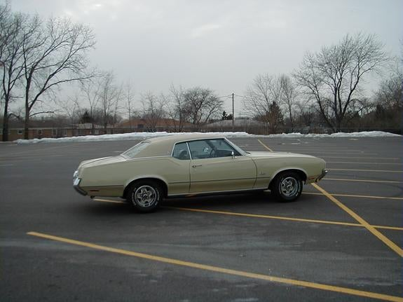 1972 Cutlass Supreme: The Oppo review