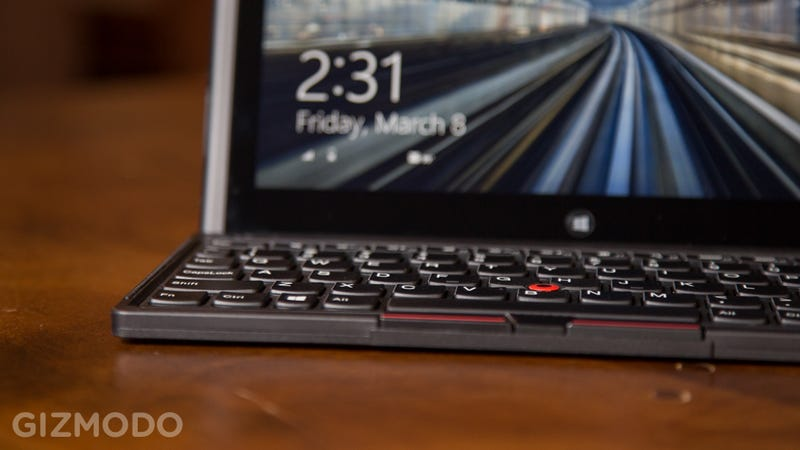 Lenovo Thinkpad Tablet 2 Review: Just Barely a Laptop