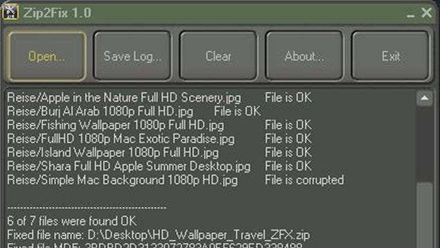 how to corrupt a file so it won t open