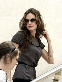 Angelina Jolie Still Fasting In Remembrance Of Her Mother