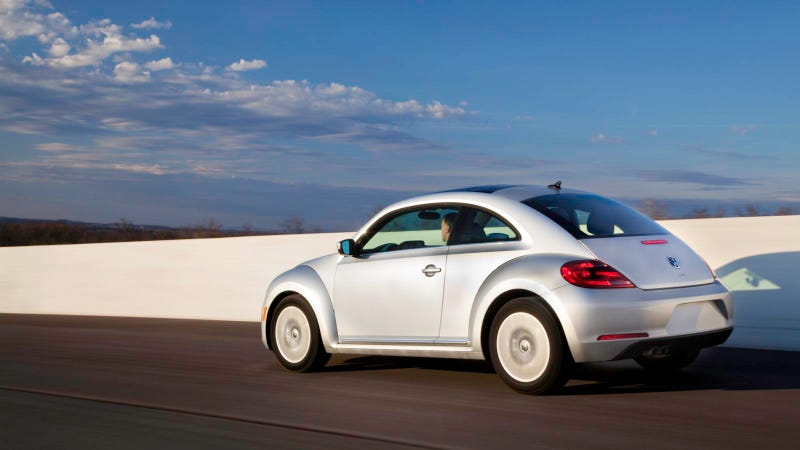 2013 Volkswagen Beetle TDI: First Photos