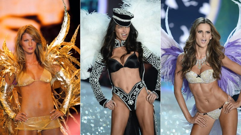 You Too Can Attend the Victoria's Secret Fashion Show! For $16,600.