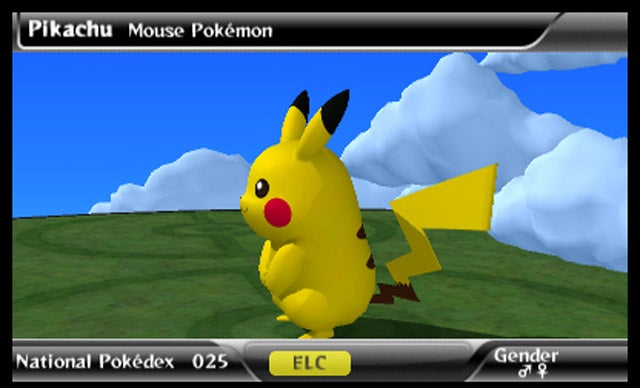 Nintendo Brings Augmented Reality Pokémon Hunting to the 3DS