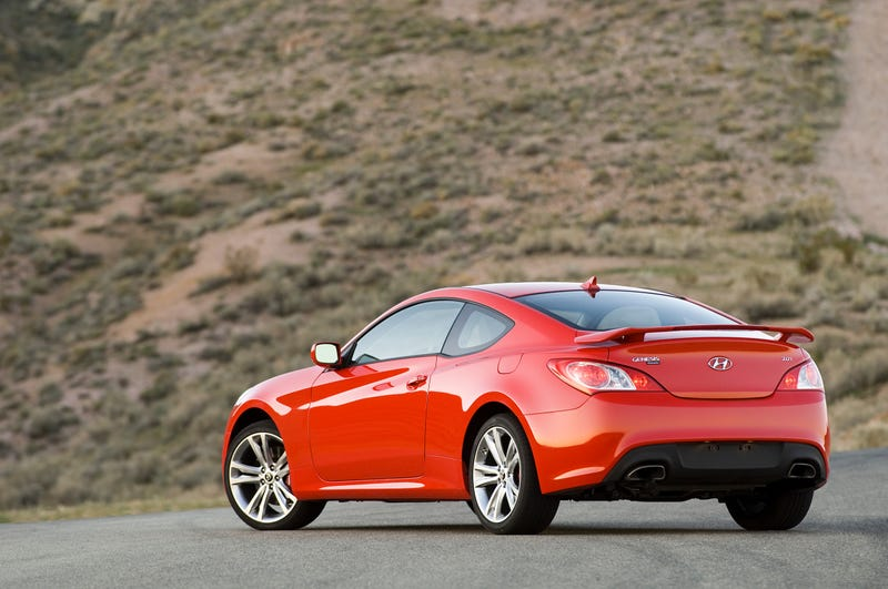 2010 Hyundai Genesis Coupe: First Drive