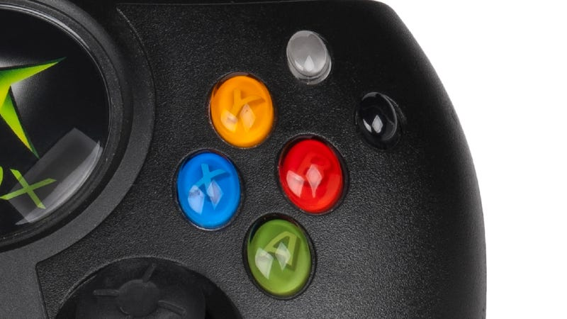 Ebony and Ivory: The Xbox's Black and White Buttons, in Imperfect Harmony