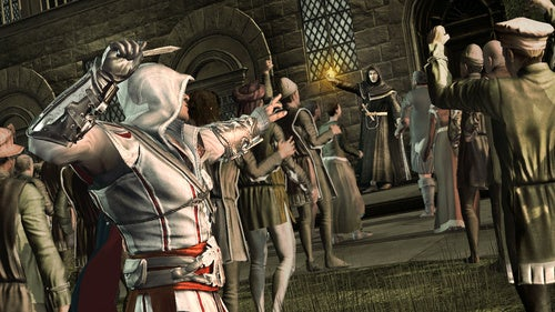First Screens From Assassin's Creed II's Bonfire Of The Vanities