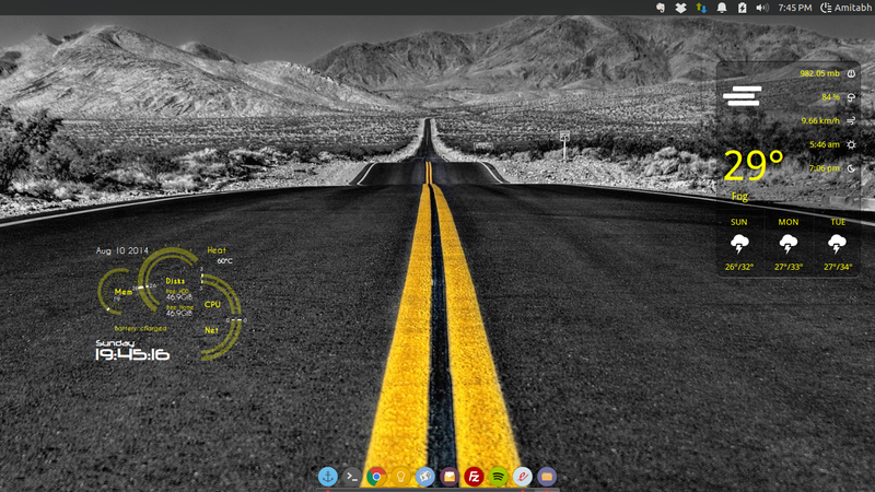 The Road to Redemption Desktop