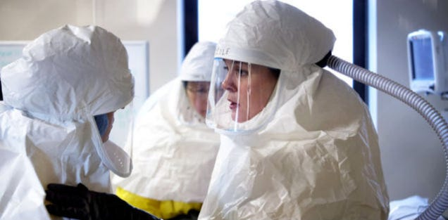 Why You Shouldn't Freak Out About the First U.S. Ebola Patient