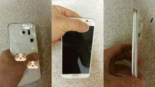This Could Be Our First Good Look at the Samsung Galaxy S6