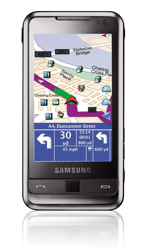 """Samsung """"Announces"""" Omnia Cellphone on the Worst Day Ever"""