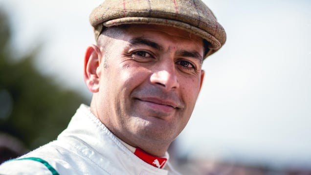 Chris Harris To Contribute To Goodwood Road & Racing