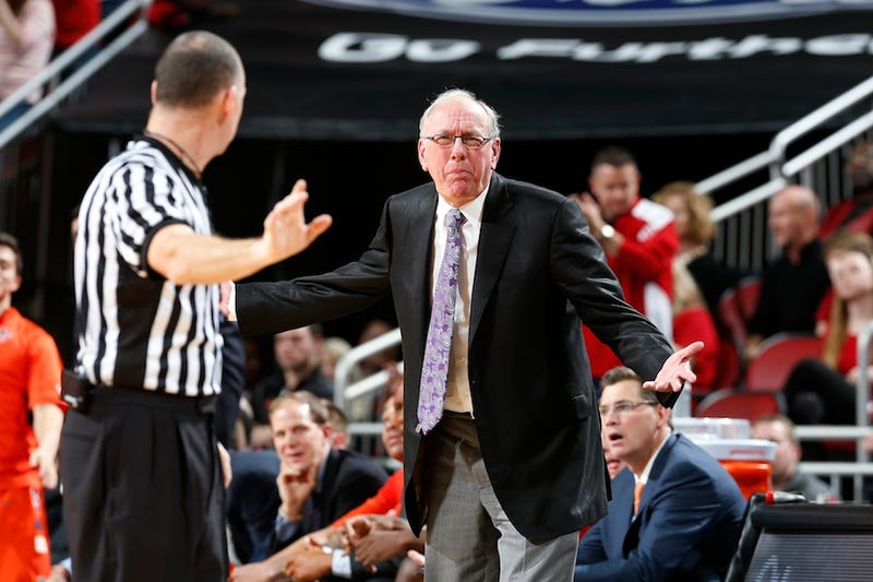 Jim Boeheim Called Andy Katz An Idiot And A Disloyal Person