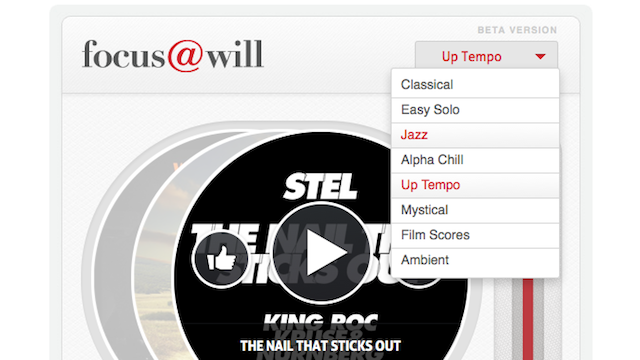 Focus@Will Is a Music Service Designed to Boost Your Productivity (and We've Got Invites)