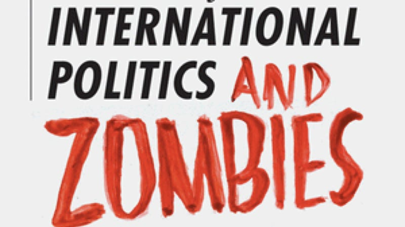 Political scientist Daniel Drezner tells us why America shouldn't worry about a zombie outbreak