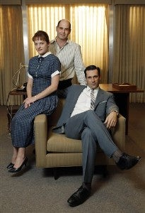 Mad Men To Stay On AMC • Amputees Make Beautiful Ballet