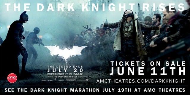 The Dark Knight Rises OST Cover + TDK Marathon Banner