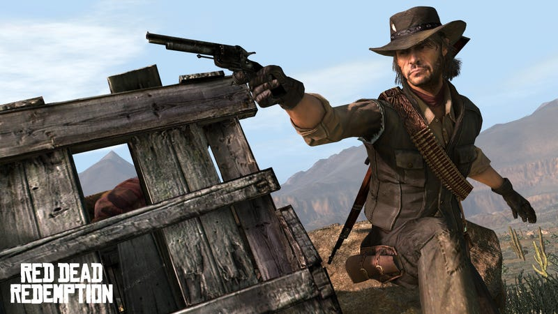 Red Dead Redemption Designer Now Making a Movie