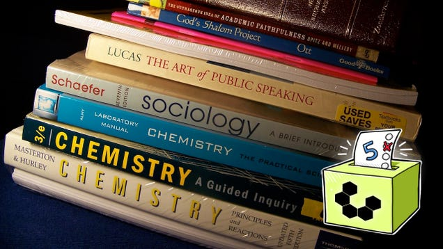 Five Best Sites to Buy Cheap Textbooks