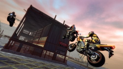 Burnout Bikes: 15 More Hours of Gameplay, No Nasty Crashes