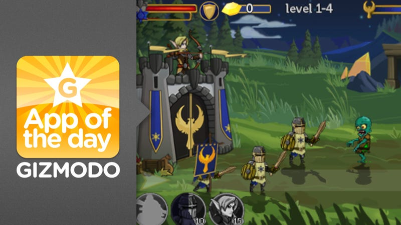 Legendary Wars for iPhone