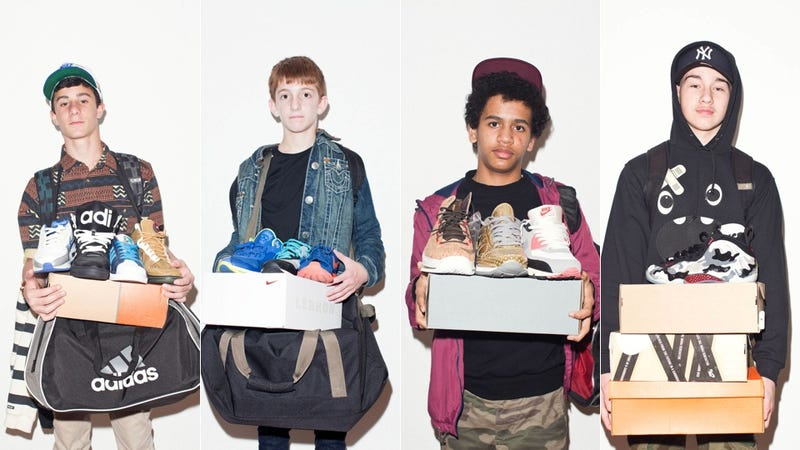 Teen Sneakerheads Are Making Millions