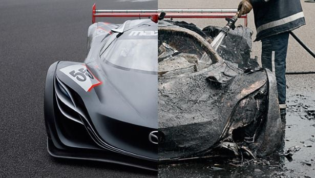 The Mazda Furai Concept is dead and Top Gear is to blame