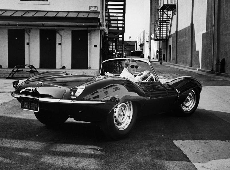 Steve McQueen's Other Car: the Jaguar XKSS