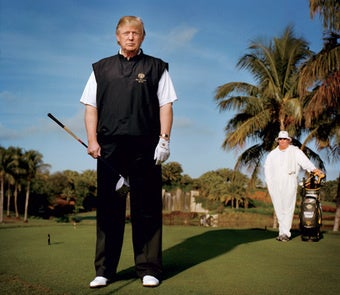 The Donald Trumps The LPGA Championship