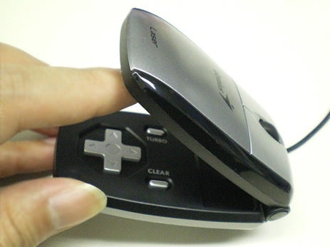 Evergreen Genius Navigator 365: It's a Mouse! It's a Gamepad! It's a Gamemousepad!
