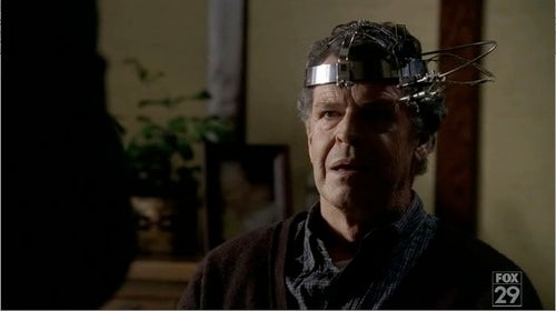Fringe Solves the Mystery of Walter's Madness