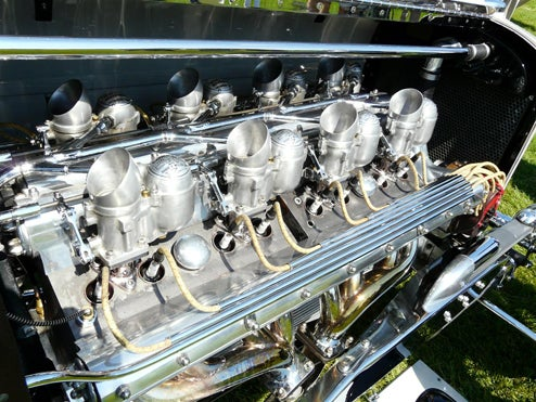 1931 Miller Championship Racer: Your V16 Of The Day