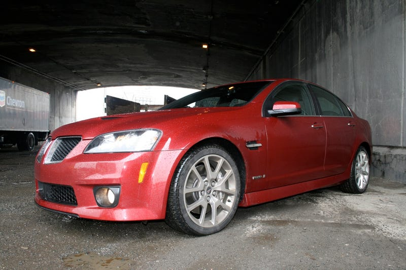 2009 Pontiac G8 GXP: Last Drive, Part Three